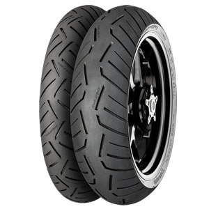 Continental Contiroadattack 3 TL Front 120/60 ZR17 (55W)